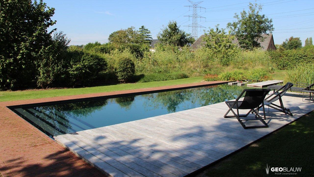 bouwkundige-zwemvijver-natuurlijk gefilterd