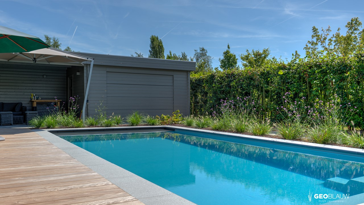 Monoblock zwembad – Sint-Niklaas