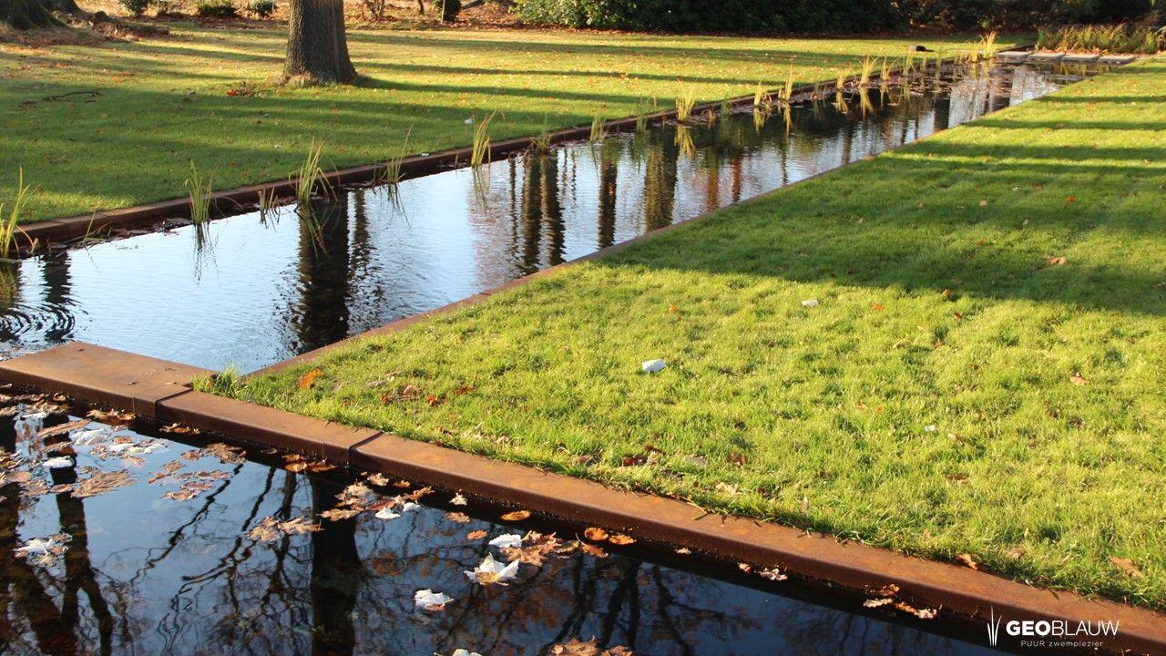 Natuurlijk gezuiverd zwemkanaal – Hove