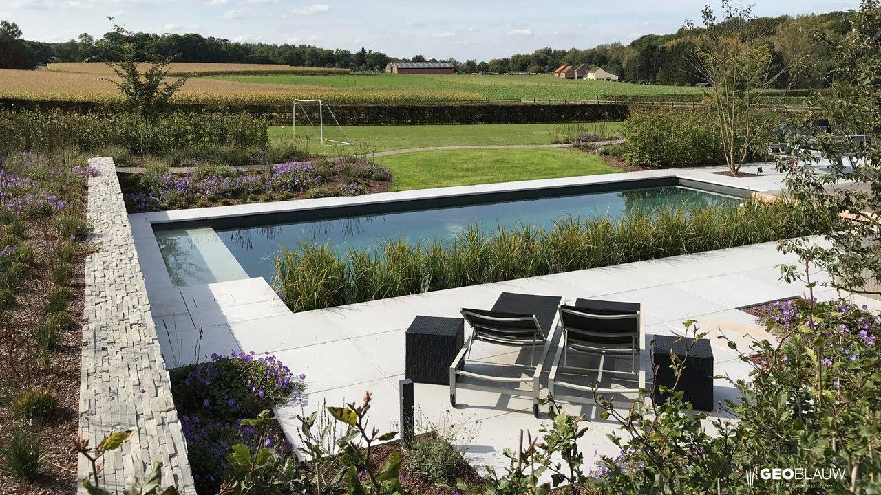 Ecozwembad – Haasrode