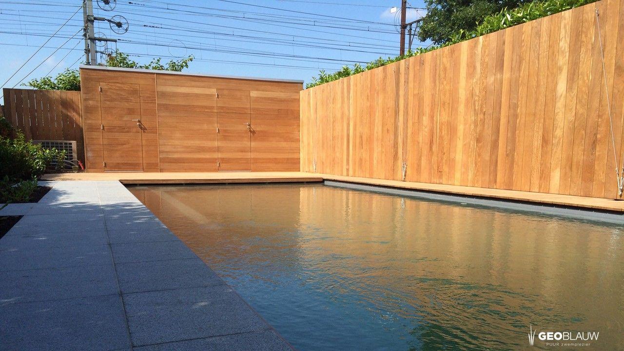 Monoblock zwembad – Lint