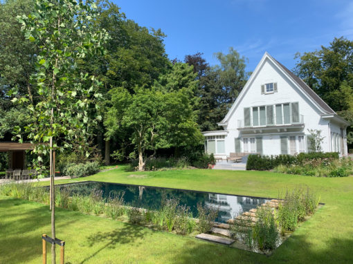 Een sublieme vakantiebestemming in uw eigen tuin