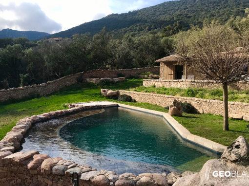 Biotop ecozwembad – Corsica