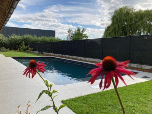 Een nieuwe tuin – ideaal voor een thuis vakantie