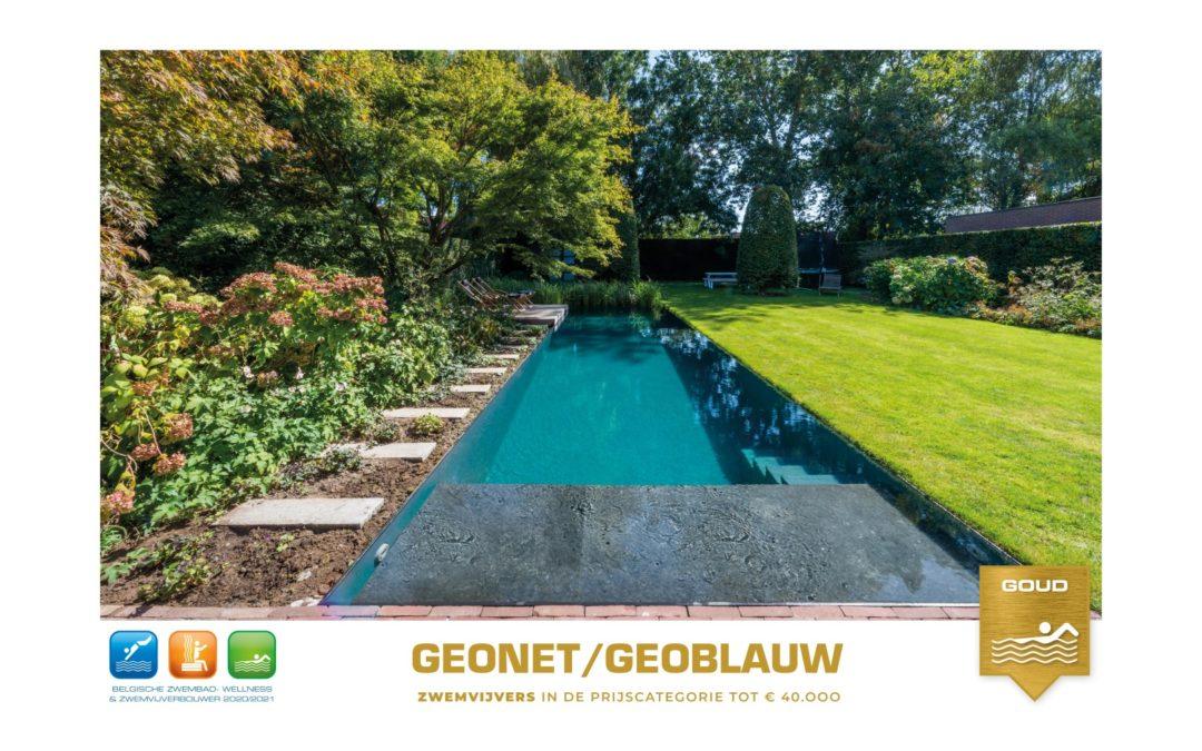 Verkozen tot beste zwemvijverbouwer van België